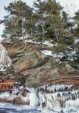 Ice caves Stock Photo