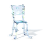 Ice chair Stock Photos