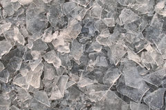 Ice chips Royalty Free Stock Photos