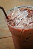 Ice Chocolate Drink Stock Photography