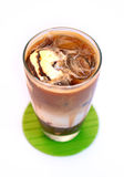 Ice chocolate Stock Images