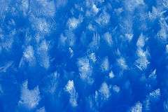 Ice Chrystals Royalty Free Stock Photography