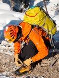 Ice Climbers Royalty Free Stock Image