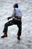 Ice Climbing Stock Photos