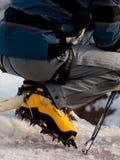 Ice Climbing Gear Royalty Free Stock Photos