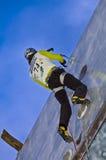 Ice Climbing World Championship 2008 Stock Image