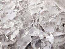 Ice Closeup Royalty Free Stock Photos