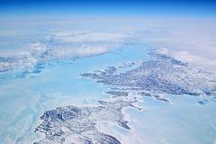 Ice Coast Stock Images