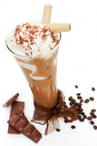 Ice coffee. Royalty Free Stock Image