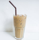 Ice coffee Royalty Free Stock Photo