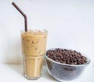 Ice coffee Stock Photography