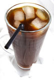 Ice coffee Stock Image
