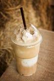 Ice coffee. royalty free stock photos