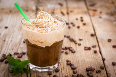 Ice coffee Royalty Free Stock Image