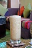 Ice coffee on  table Stock Photos