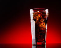 Ice cola Royalty Free Stock Photo