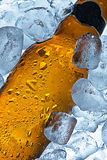 Ice Cold Beer Royalty Free Stock Images