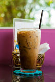 Ice Cold Coffee Royalty Free Stock Image