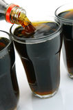 Ice Cold Cola Royalty Free Stock Photography