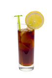 Ice cold cola drink Royalty Free Stock Image