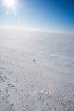 Ice cold desert Stock Photo