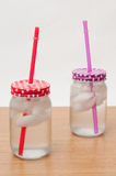 Ice cold drinks Royalty Free Stock Photography