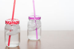Ice cold drinks Royalty Free Stock Photos