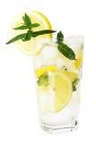 Ice cold fresh lemonade Stock Photos