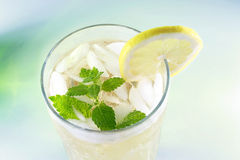 Ice-cold Lemonade Royalty Free Stock Images