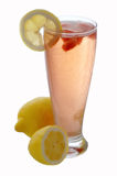 Ice cold lemonade Stock Photography