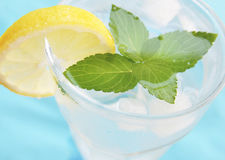 Ice cold water Stock Photography