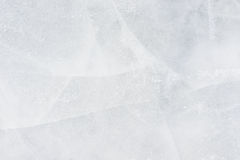 Ice with cracks background texture Royalty Free Stock Images