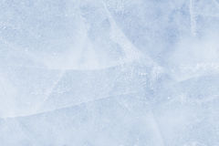 Ice with cracks background texture Royalty Free Stock Image