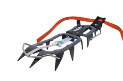 Ice crampon Stock Photos