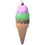 Ice Cream Royalty Free Stock Photography