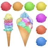 Ice cream Stock Images