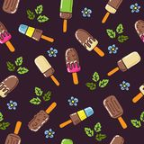 Ice-cream-17 Obraz Royalty Free