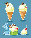 Ice-cream Royalty Free Stock Image