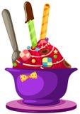 Ice-cream Royalty Free Stock Photo