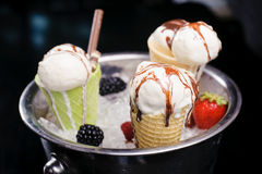 Free Ice Cream Royalty Free Stock Photography - 19655047