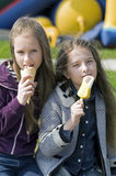 Ice-cream Royalty Free Stock Photography