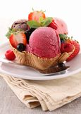 Ice cream Royalty Free Stock Images