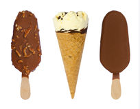 Ice cream Stock Image