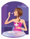 Ice-cream vector illustration