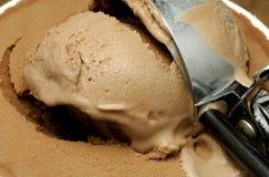 Ice Cream. And a Scooper Stock Photos