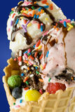 Ice cream Royalty Free Stock Photo