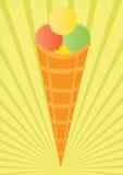 Ice-cream Stock Photos