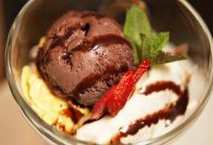 Ice cream assorti Stock Image