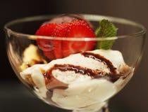 Ice cream assorti Stock Photo
