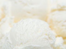 Ice cream background Stock Photography